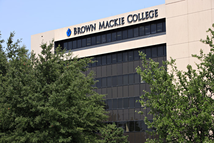 Brown Mackie College - LDKerns remodel (tenant finish)