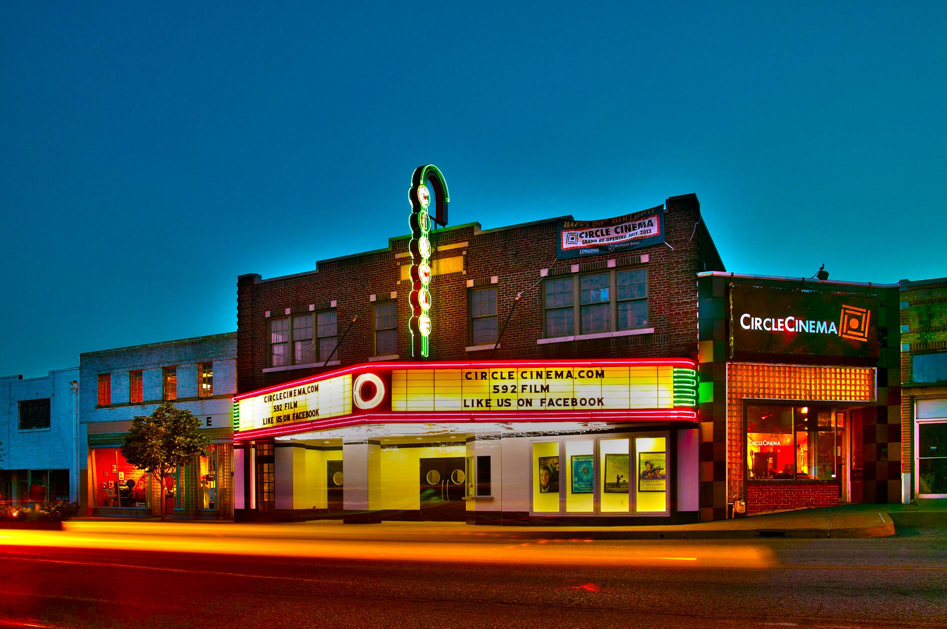Circle Cinema front